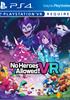 No Heroes Allowed ! VR - PSN Jeu en téléchargement Playstation 4 - Sony Interactive Entertainment
