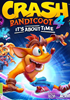 Crash Bandicoot 4 : It's About Time - eshop Switch Jeu en téléchargement - Activision