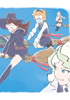 Voir la fiche Little Witch Academia : VR Broom Racing [2020]