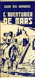 Voir la fiche Le Cycle de Mars : L'Aventurier de Mars #7 [1986]