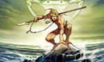 Zoom sur la série Aquablue : Delcourt fait ressurgir le mythe