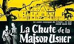 Voir la fiche La chute de la maison Usher : Le manoir de la terreur [1966]