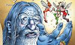 Voir la critique de La Ménopause des Fées : La Ménopause des Fées...et celle de Merlin alors ?