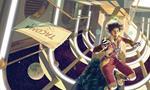 Les Jeux Vidéo de la Semaine : Les Aventuriers de l'Espace face au vide du mois d'août.