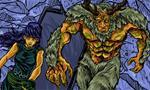 Animism 1x06 ● The Battle of Gods' Lake