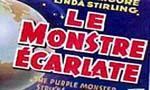 Le monstre écarlate