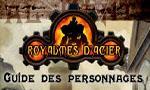 Voir la fiche Les Royaumes d'acier : Hordes [2005]