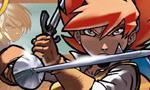 Voir la fiche Deux Epées : L'Épée Ardente [#1 - 2007]