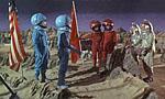 Voir la fiche La souris sur la Lune [1963]
