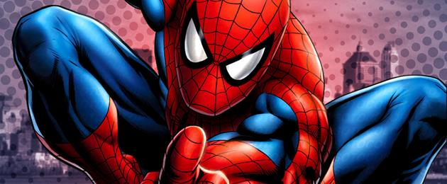 Exposition  Giorgio CAVAZZANO : Spider-Man : Le Secret du Verre
