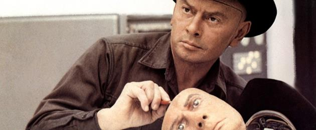 Mondwest arrive enfin en DVD et Blu-Ray : Attention, Yul Brynner va envahir vos HomeCinema !