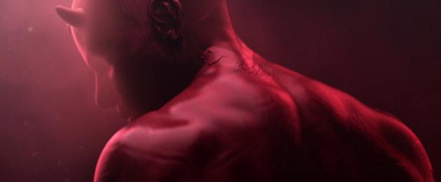 Daredevil, la série : des photos de Matt Murdock ! : Charlie Cox dans la peau du diable rouge de Hell's Kitchen