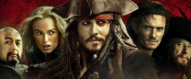 Box-office US: les pirates amassent leur butin... : et Superman a du plomb dans l'aile