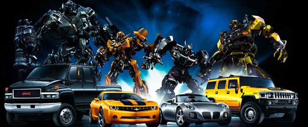 Transformers : Site officiel & Affiche teaser : La production de Spielberg donne des nouvelles