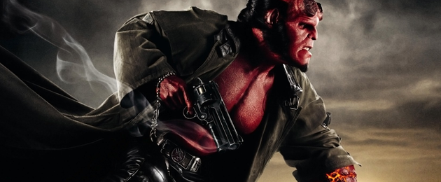 Encore du Hellboy ! : encore des photos du Comic-Con
