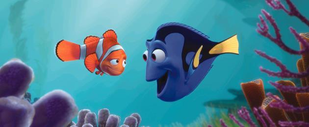 Pierrot le Poisson Clown contre Nemo : La pierre est dans le camp des juges