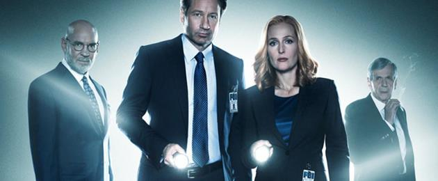 Un spot TV pour X-Files Regeneration : En attendant...