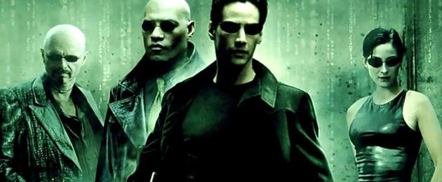 Enter the Matrix again ? : plusieurs jeux video Matrix en cours de production