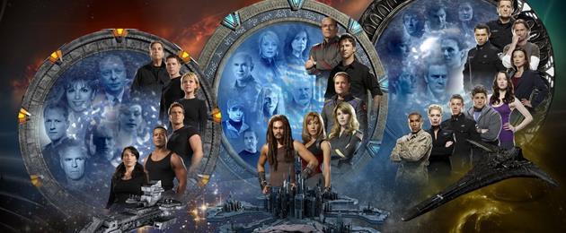 Quelques nouvelles de la nouvelle série Stargate : Ca s'appelle Stargate : Universe, et c'est prévu pour un beau jour...