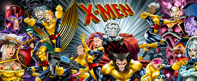Version 1.5 ?? : non, c'est bien du X-men !