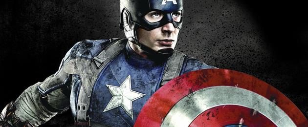 Concours The First Avenger: Captain America : Remportez des lots Captain America