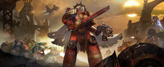Warhammer 40K : le film : Games Workshop a lâché les droits...