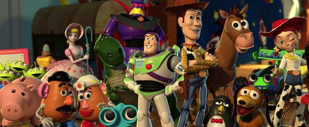 Critique du Film d'animation : Toy Story 3