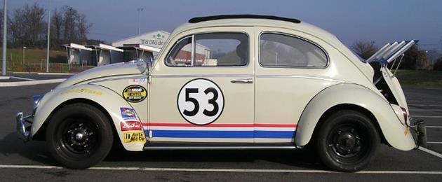 Herbie, de retour… : La Coccinelle s'affiche !