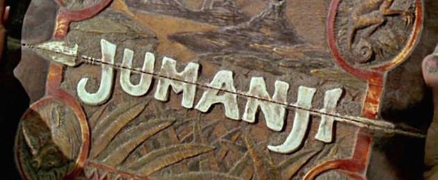 Critique du Jeu de société : Jumanji le jeu