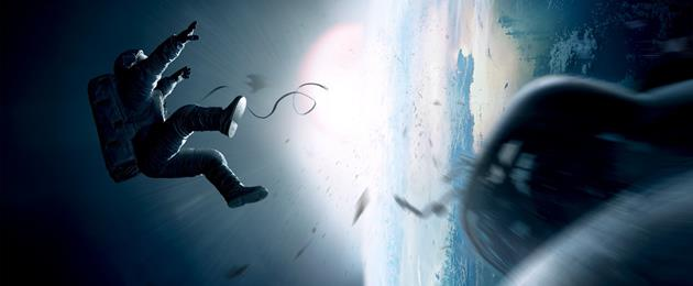 Preview du prochain trailer de Gravity : George Clooney s'envoie en l'air