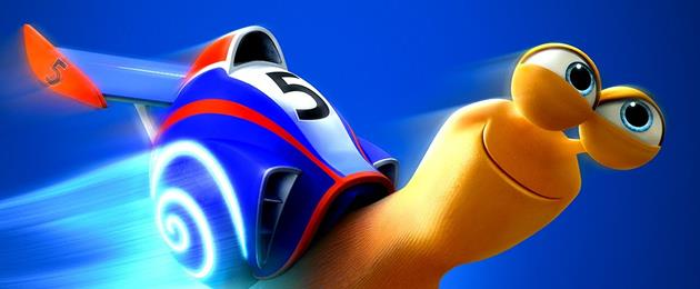 Critique du Film d'animation : Turbo