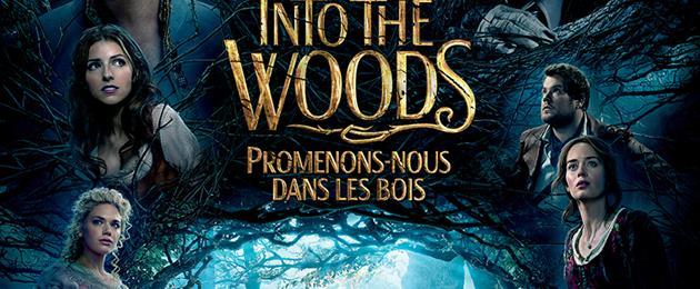 Promenez-vous dans les bois avec la bande annonce VOSTFR d'Into the Woods : Une comédie musicale Disney au cinéma