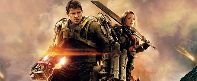 Découvrez un extrait des coulisses disponible dans les bonus DVD/Blu-ray d'Edge of Tomorrow : Un aperçu des discussions entre Liman et Cruise sur son personnage