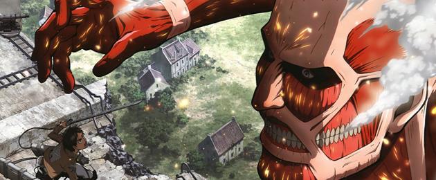 L'attaque des titans version live : Le teaser disponible !  : Découvrez l'adaptation du Manga