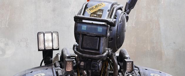 Nouveau spot TV pour Chappie de Neill Blomkamp : Petit robot deviendra grand