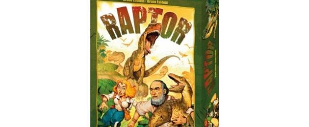 Critique du Jeu de société : Raptor