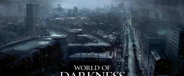 Monde des ténèbres 2ème version