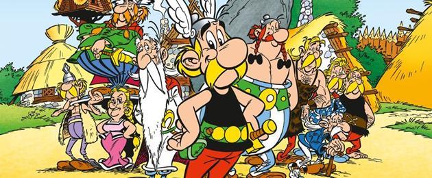 Astérix aux Jeux Olympiques : Le Casting ! : Alain Delon, Jean-Claude Van Damme, Danny Boon...