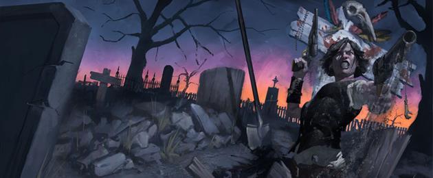 Black Book Editions ouvre un crowdfunding pour Deadlands : Déjà un succès...