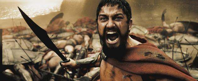 Critique du Film : 300 - Blu ray