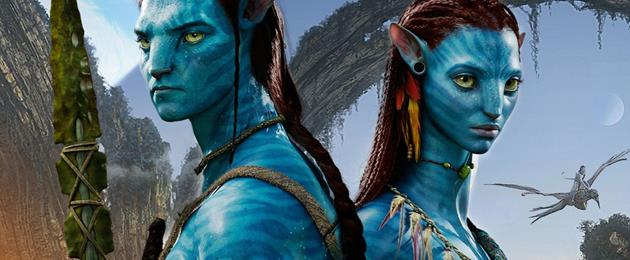 Avatar de james Cameron, la bande-annonce ! : le film de James Cameron se montre enfin