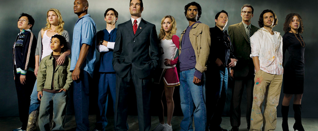 Deux nouvelles signatures pour Heroes : Origins : Eli Roth va se charger d'un des Héros