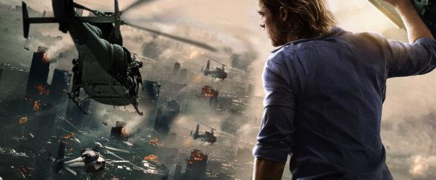 World War Z : Rencontre entre les zombies et Brad Pitt