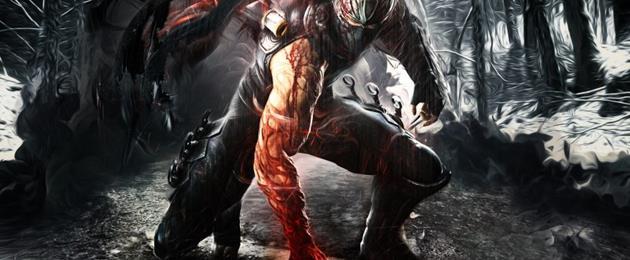Critique du Jeu Vidéo : Ninja Gaiden : Dragon Sword