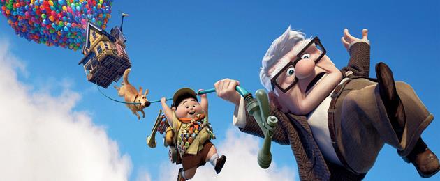 Pixar Animation: C'est partie pour 2009 ! : Le nouveau Pixar se dévoile...