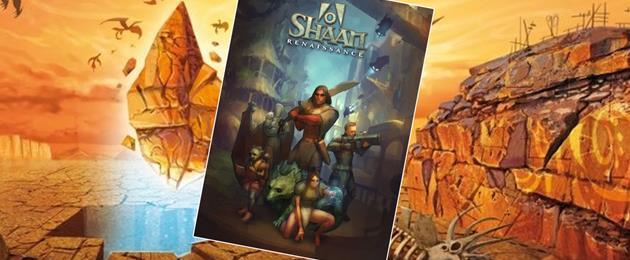 Shaan : vers une réédition du jeu : Rejoignez la résistance !...