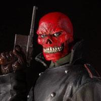 Crâne rouge / Johann Schmidt