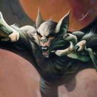 Man bat / Dr Robert Kirkmand Langstorm