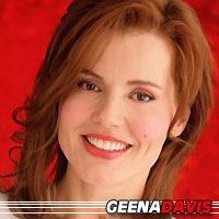Geena Davis  Actrice