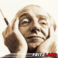 Fritz Lang  Réalisateur, Producteur, Scénariste